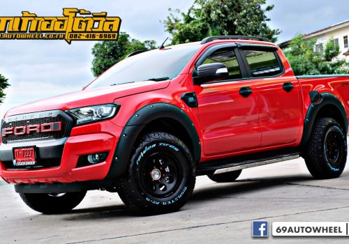 Ford ranger-Max1-Monster