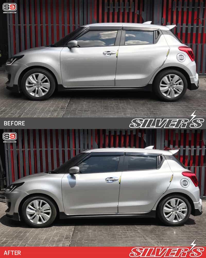 SUZUKI - New Swift2
